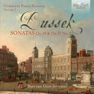 Dussek: Complete Piano Sonatas, Op. 10 & Op.31 No.2