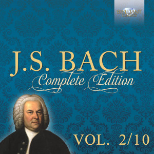 J.S. Bach: Complete Edition, Vol. 2/10