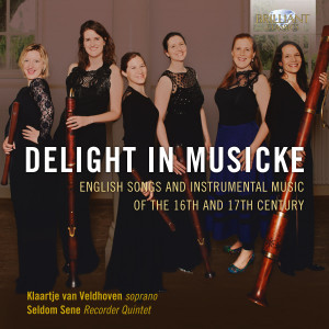 Delight in Musicke: English Songs and Instrumental Music of the 16th and 17th Century