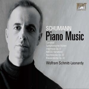 Schumann: Piano Works, Vol. 3
