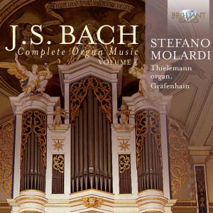 J.S. Bach: Complete Organ Music Vol. 4