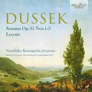 Dussek: Sonatas, Op. 35 Nos. 1-3, Leçons