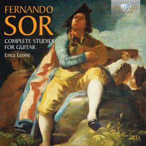 Sor: Complete Studies for Guitar