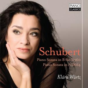Schubert: Piano Sonata in B-Flat Major, D. 960 & Piano Sonata in A Major, D. 664