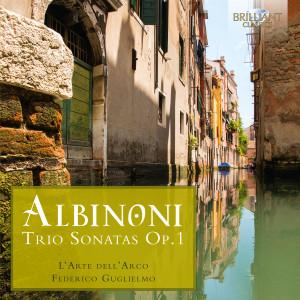 Albinoni: 12 Trio Sonatas, Op. 1