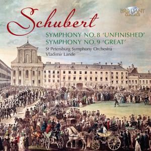 Schubert: Symphonies No. 8 & No. 9