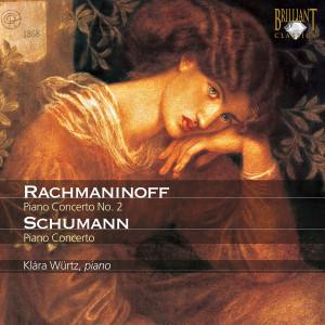 Rachmaninoff: Piano Concerto No. 2 - Schumann: Piano Concerto