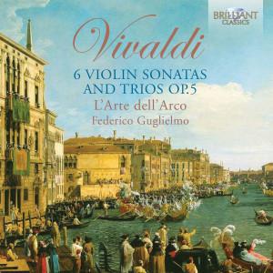 Vivaldi: 6 Violin Sonatas and Trios, Op. 5