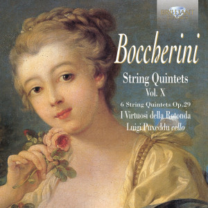 Boccherini: String Quintets, Op. 29, Vol. X