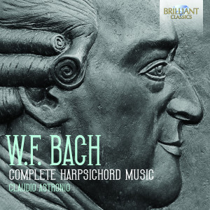 W.F. Bach: Complete Harpsichord Music