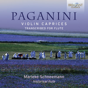 Paganini: Violin Caprices Transcribed for Flute