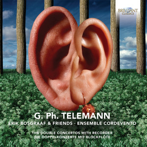 Telemann: The Double Concertos with Recorder
