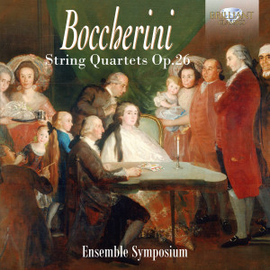 Boccherini: String Quartets, Op. 26
