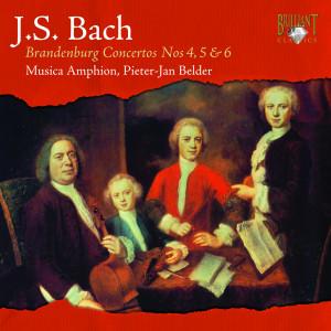 J.S. Bach: Brandenburg Concertos Nos. 4-6