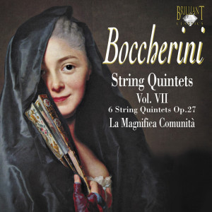 Boccherini: String Quintets, Vol. 7