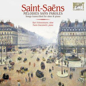 Saint-Saëns: Melodie sans paroles