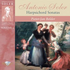 Soler: Harpsichord Sonatas, Vol. 2