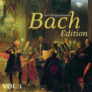 C.P.E. Bach Edition, Vol. 1