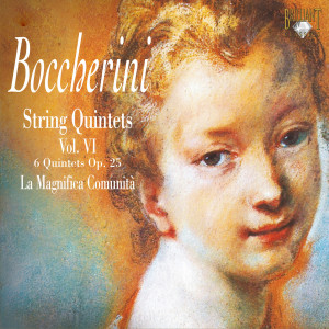 Boccherini: String Quintets, Vol. 6