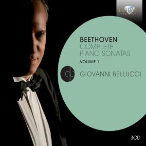 Beethoven: Complete Piano Sonatas, Vol. 1