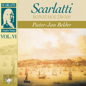Scarlatti: Complete Sonatas, Vol. VI, Kk. 230 - 269