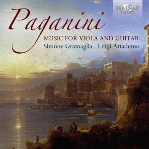 Paganini Music for Viola and Guitar