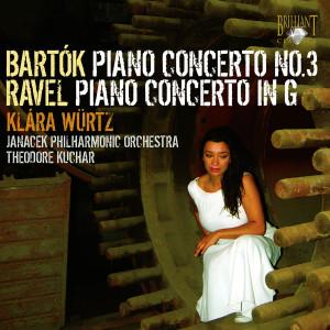 Bartók: Piano Concerto No. 3 - Ravel: Piano Concerto in G Major