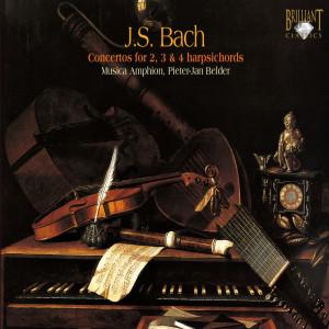 Bach: Concertos for 2, 3 & 4 Harpsichords