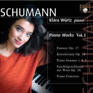 Schumann: Piano Works Vol. 1