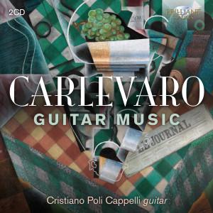 Carlevaro: Guitar Music