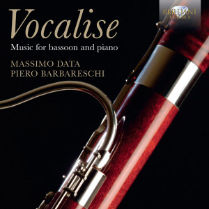 Vocalise: Music for Bassoon and Piano