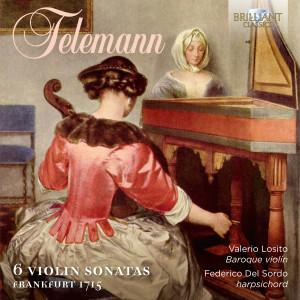 Telemann 6 Violin Sonatas