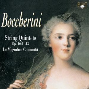 Boccherini: String Quintets, Op. 10, 11 & 13