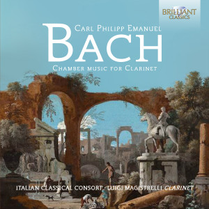 C.P.E. Bach: Chamber Music for Clarinet