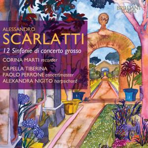Scarlatti: 12 Sinfonie di concerto grosso