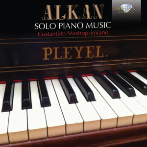 Alkan: Solo Piano Music