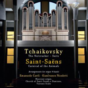 Tchaikovsky & Saint-Saëns: Arrangements for Organ 4-Hands