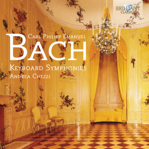 C.P.E. Bach: Keyboard Symphonies