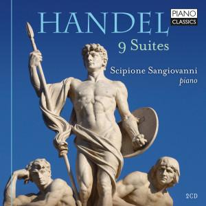Handel: 9 Suites