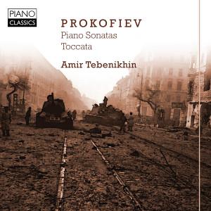 Prokofiev: Piano Sonatas 4-7-8, Toccata