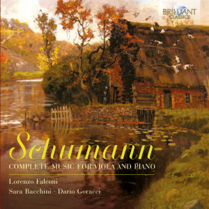 Schumann: Complete Music for Viola and Piano