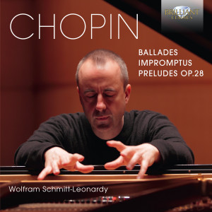 Chopin: Ballades - Impromtus - Preludes, Op. 28