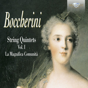 Boccherini: String Quintets, Vol. 1