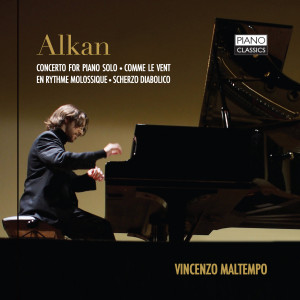 Alkan: Concerto for Piano Solo