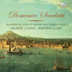 Scarlatti: Viola d'amore Sonatas