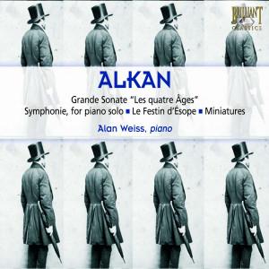 """Alkan: Sonata """"Les quatre ages"""""""