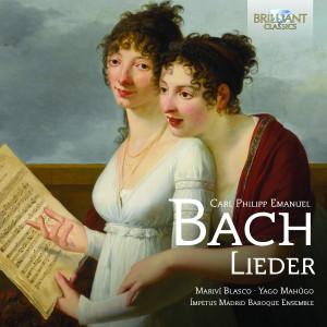 C.P.E. Bach: Lieder