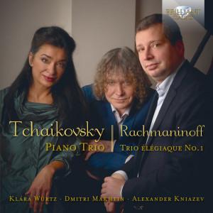 Tchaikovsky, Rachmaninoff: Piano Trio in A Minor, Trio Élégiaque