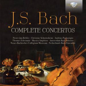 J.S. Bach: Complete Concertos