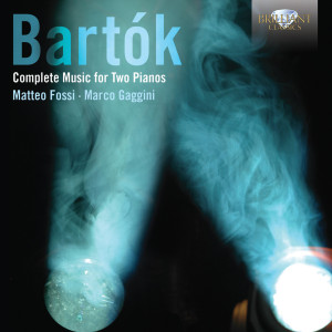 Bartok: Complete Music for Two Pianos